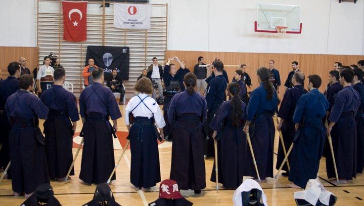 kurihara sensei seminer